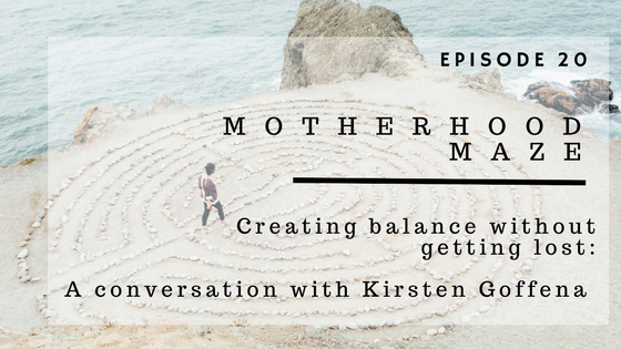 Abp episode 20 motherhood maze creating balance without Better homes and gardens episode last night